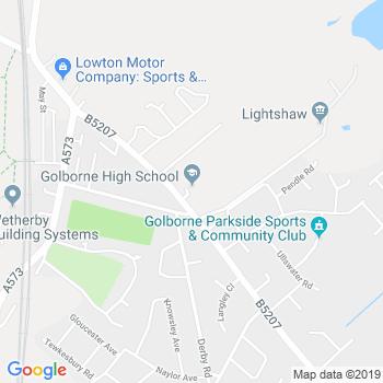 Golborne Sports Jfc