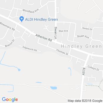 Hindley Green FC