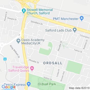 Ordsall Park Juniors FC