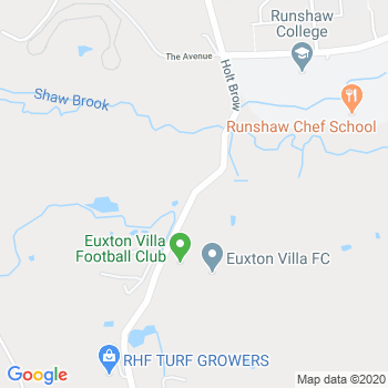 Euxton Villa